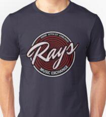 Blues Brothers - Rays Music Exchange Unisex T-Shirt