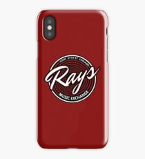 Blues Brothers - Rays Music Exchange iPhone Case/Skin