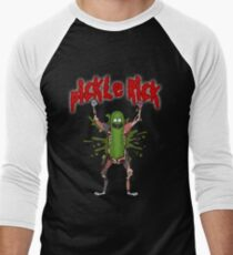 Pickle Rick Shoot Red T-Shirt