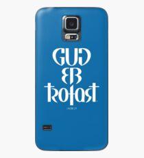 Gud er trofast Case/Skin for Samsung Galaxy