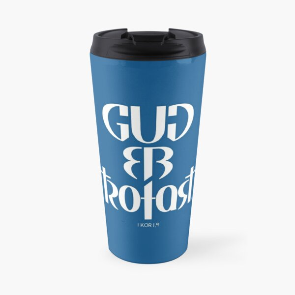 Gud er trofast Travel Mug