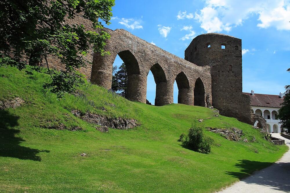 The ancient bridge by martrix