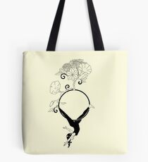 Aerial Hoop Design Tote Bag