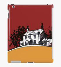 Autumn House On the hill iPad Case/Skin