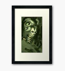 Ornatine Framed Print