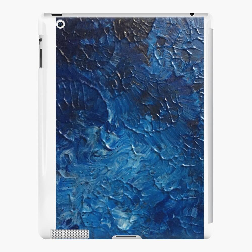 Texturas azules Vinilos y fundas para iPad