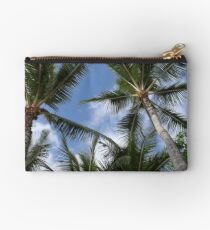 Through the Palm Trees Studio Pouch
