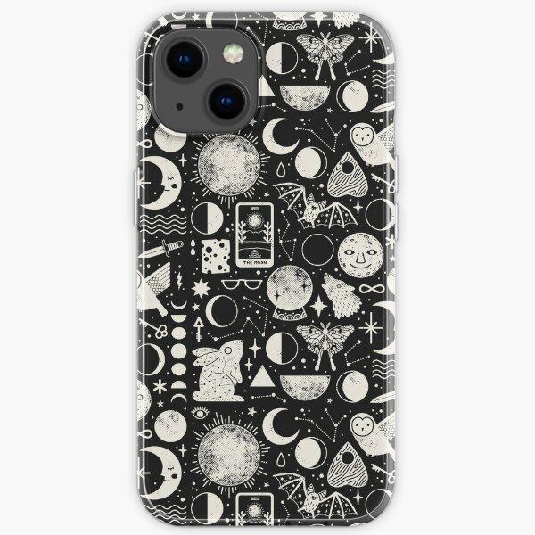 Lunar Pattern: Eclipse iPhone Soft Case