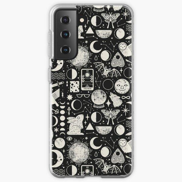Lunar Pattern: Eclipse Samsung Galaxy Soft Case