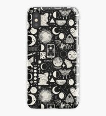 Lunar Pattern: Eclipse iPhone Case/Skin