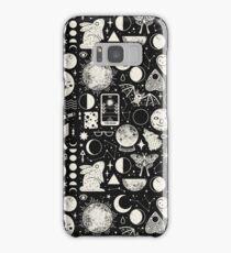 Lunar Pattern: Eclipse Samsung Galaxy Case/Skin
