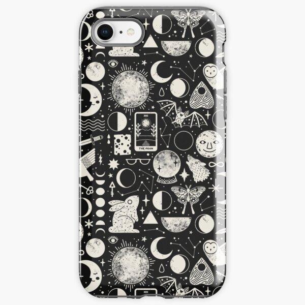 Lunar Pattern: Eclipse iPhone Tough Case