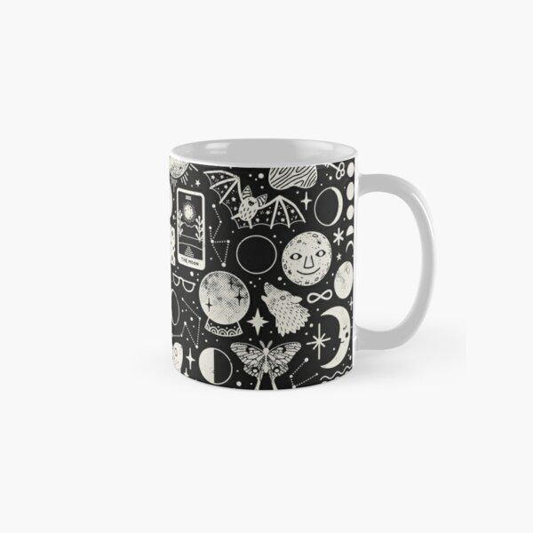 Lunar Pattern: Eclipse Classic Mug