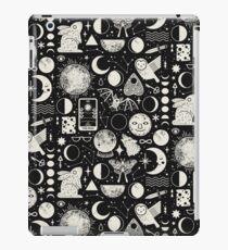 Mondmuster: Eclipse iPad-Hülle & Klebefolie
