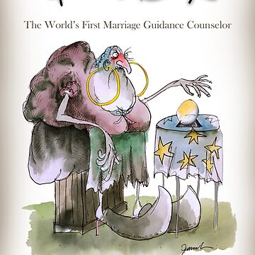 Yorkshire 'the world's first marriage counselor' by tonyfernandes1