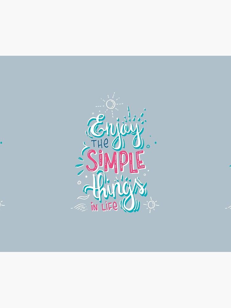 Fun motivational lettering by mirunasfia