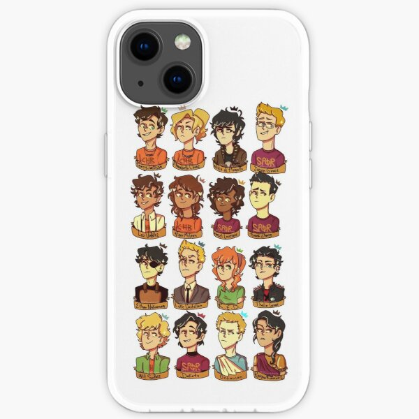 PJO + HOO iPhone Soft Case