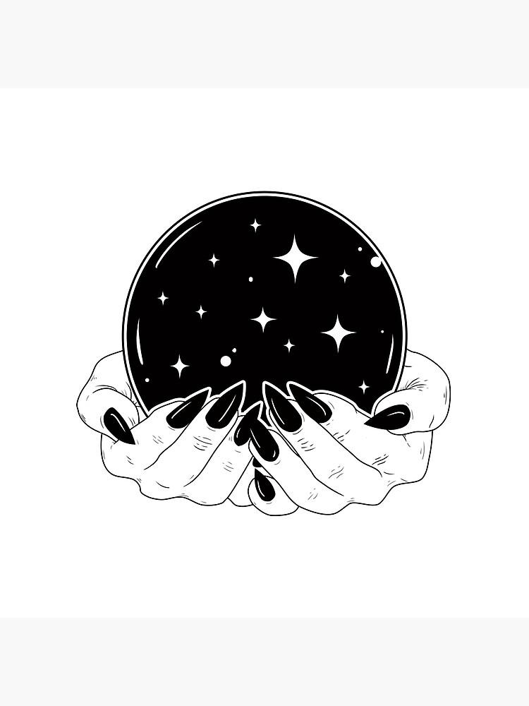 Crystal Ball by natashasines