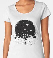 Crystal Ball Women's Premium T-Shirt