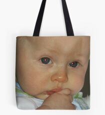 Squeezable Object Tote Bag