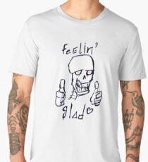 Feelin' Glad - Gorillaz Tribute Men's Premium T-Shirt