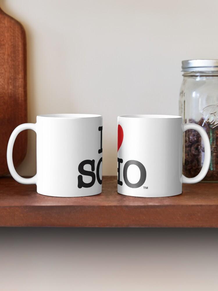 Alternate view of I Love Soho Official Merchandise @ilovesoholondon Mug