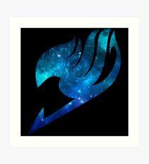 Fairy Tail Space Guildmark Art Print