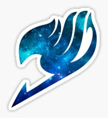 Fairy Tail Space Guildmark Sticker