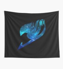 Fairy Tail Space Guildmark Wall Tapestry
