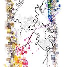 D-branes (view large) by Regina Valluzzi