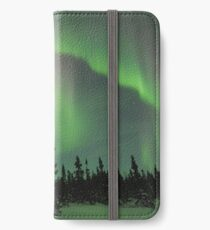 Northern Lights iPhone Wallet