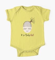 Baby girl illustration Kids Clothes