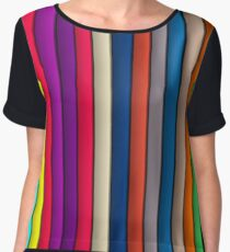 Fashion Art - 156 Women's Chiffon Top