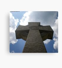 Towering Above Us Canvas Print