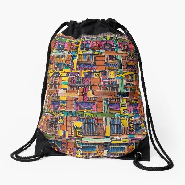 Arroyo y Suipacha Drawstring Bag