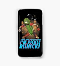 im pickle rick Samsung Galaxy Case/Skin