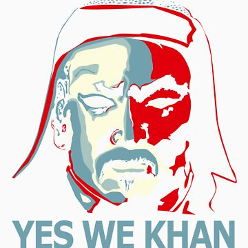 Yes We Khan by jelewis8