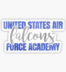 USAFA Sticker