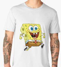 Spongebob Squarepants Men's Premium T-Shirt