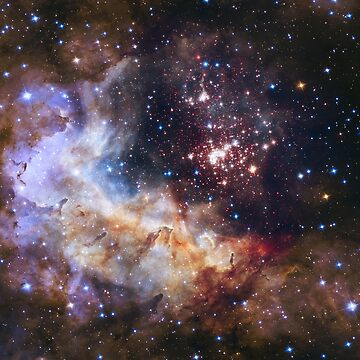 """Hubble25"" – Starry Night Sky by JimmysBook"