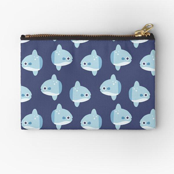 Cute Baby Mola Mola Zipper Pouch