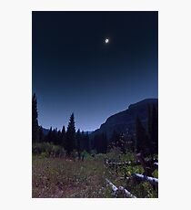 Great American Eclipse Totality Photographic Print