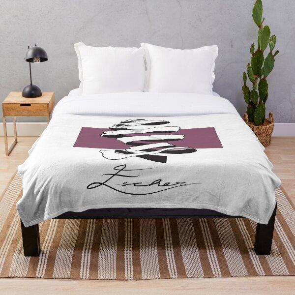 Escher II Throw Blanket
