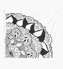 Flower pedals Wall Tapestry
