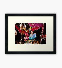 Dreamy Drizella Framed Print