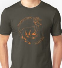 Running Deer Shirt Slim Fit T-Shirt