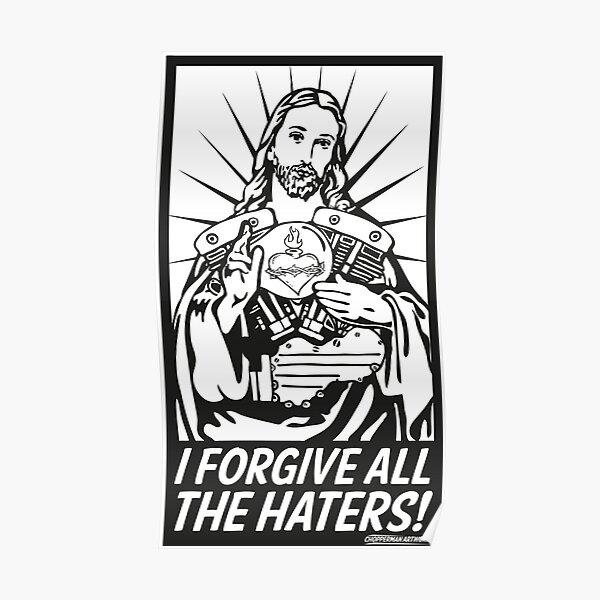 Jesus SHOVELHEAD Poster