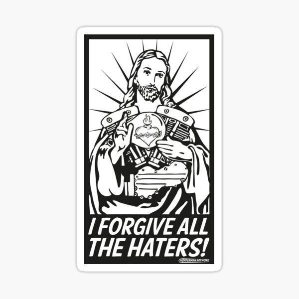 Jésus pommeau Sticker
