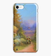 The Hamlet Of Gnarl Wood. *Mid Summers Eve.* iPhone Case/Skin