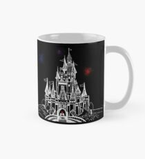 Mouse in Love at Midnight Mug